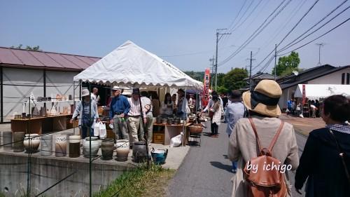 ichigo 窯出し市2