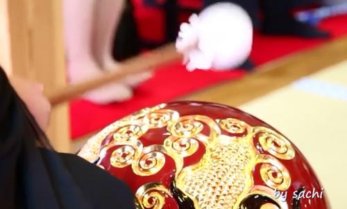 sachi 仏前結婚式3