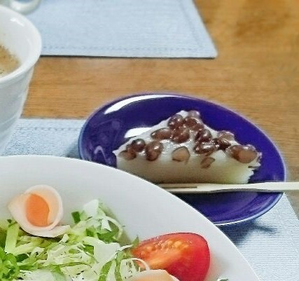 ichigo パン教室(クリームパン・水無月)