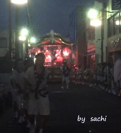 sachi 臼杵祇園祭3