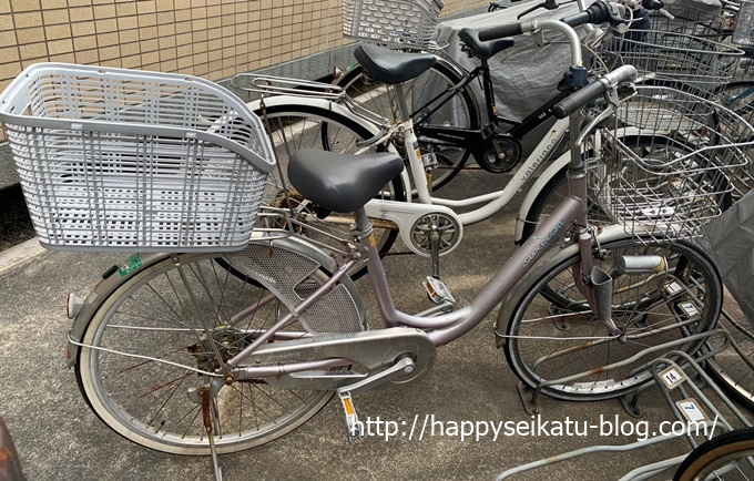 自分で出来る自転車パンク修理