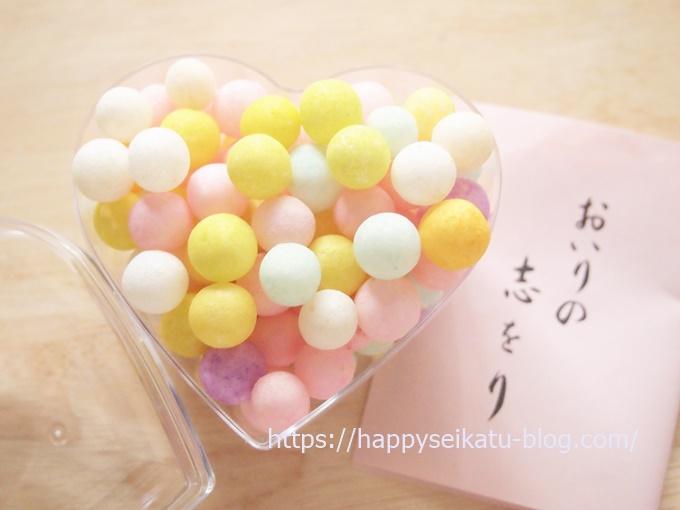 香川県伝統菓子おいり