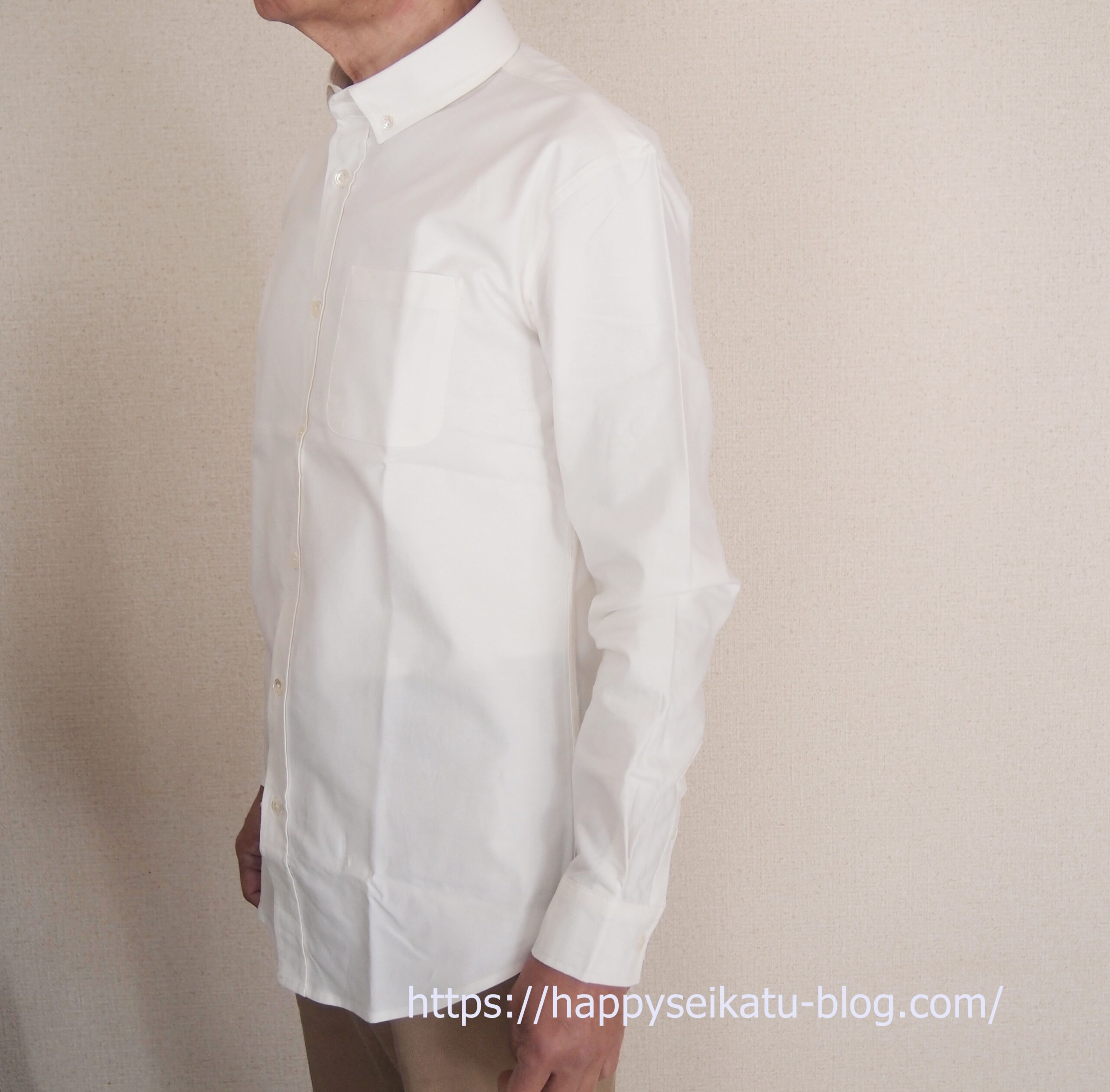 メンズファッション通販 オックスフォードシャツ